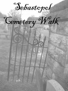 2015 Cemetery Walk