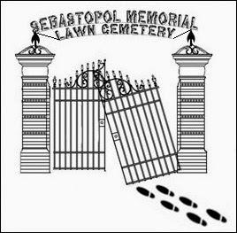 Sebastopol Memorial Cemetery Walk2